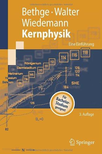 Kernphysik: Eine Einf Hrung 9783540745662
