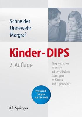 Kinder-Dips: Diagnostisches Interview Bei Psychischen St Rungen Im Kindes- Und Jugendalter 9783540782100