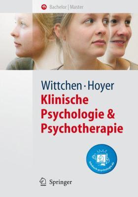 Klinische Psychologie & Psychotherapie 9783540284680