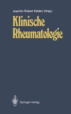 Klinische Rheumatologie 9783540154532