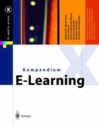 Kompendium E-Learning 9783540438168