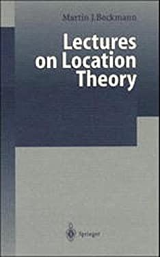 Lectures on Location Theory 9783540657361