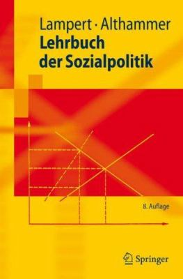 Lehrbuch Der Sozialpolitik 9783540709114