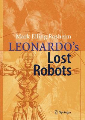 Leonardo's Lost Robots 9783540284406