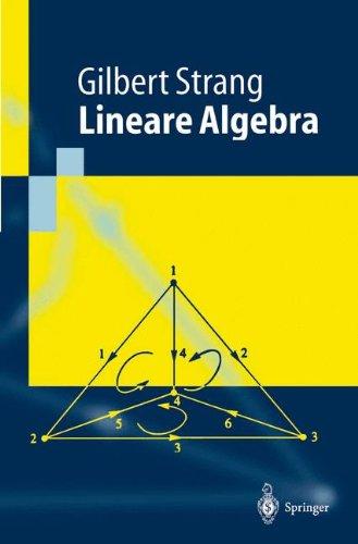 Lineare Algebra 9783540439493