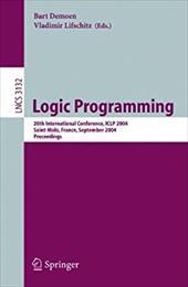 Logic Programming: 20th International Conference, Iclp 2004, Saint-Malo, France, September 6-10, 2004, Proceedings