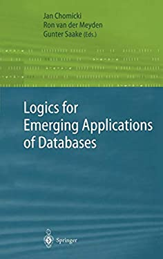 Logics for Emerging Applications of Databases 9783540007050