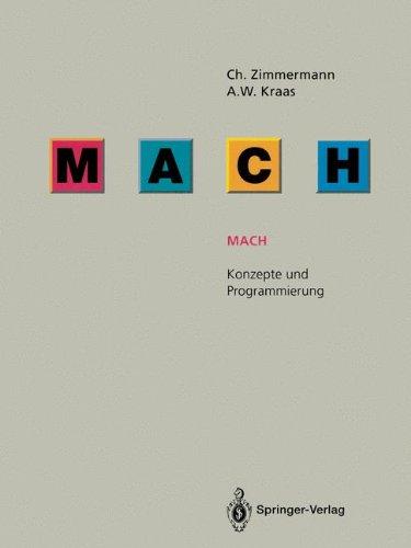 Mach: Konzepte Und Programmierung 9783540558064