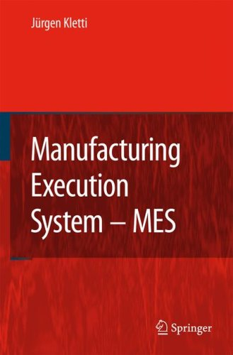 Manufacturing Execution System - MES 9783540497431