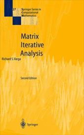 Matrix Iterative Analysis 7970882