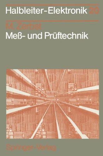 Me - Und PR Ftechnik 9783540158783