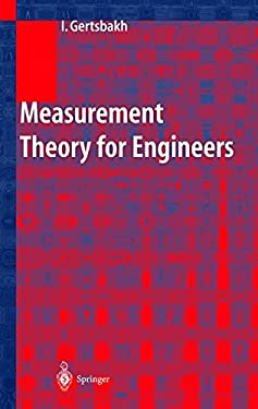 Measurement Theory for Engineers 9783540000815