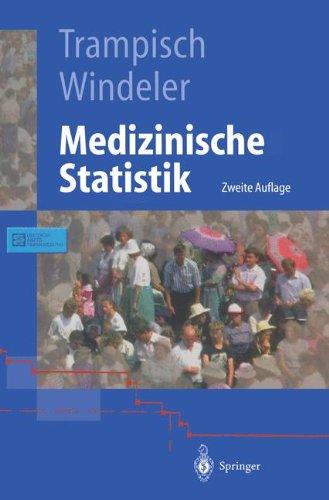 Medizinische Statistik 9783540668244