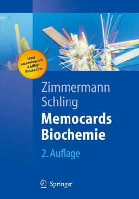 Memocards Biochemie: Legen, Lesen, Lernen 9783540261957