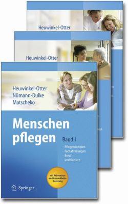 Menschen Pflegen - Im Set: Set: Bd. 1, Bd. 2 Und Bd. 3 9783540699224