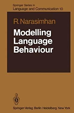 Modelling Language Behaviour 9783540105138