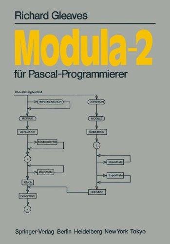 Modula-2: F R Pascal-Programmierer