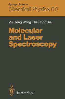 Molecular and Laser Spectroscopy 9783540508298