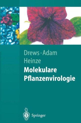 Molekulare Pflanzenvirologie 9783540006619