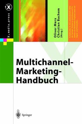 Multichannel-Marketing-Handbuch 9783540430988