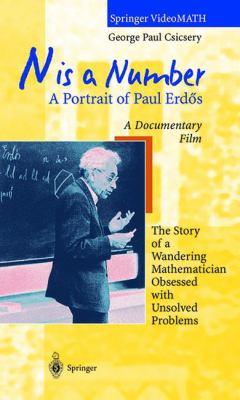 N Is a Number: A Portrait of Paul Erdas