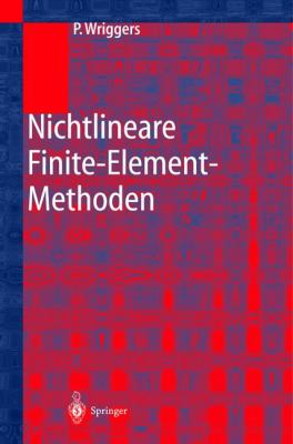 Nichtlineare Finite-Element-Methoden 9783540677475