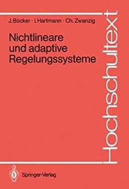 Nichtlineare Und Adaptive Regelungssysteme 9783540169307