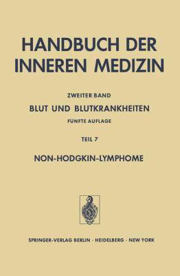 Non-Hodgkin-Lymphome 9783540104186