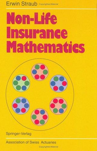 Non-Life Insurance Mathematics 9783540187875