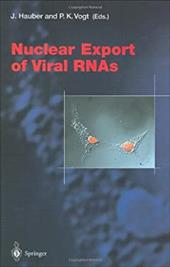 Nuclear Export of Viral Rnas 7957278
