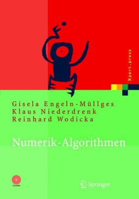 Numerik-Algorithmen: Verfahren, Beispiele, Anwendungen 9783540626695