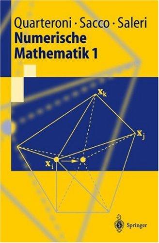 Numerische Mathematik 1 9783540678786