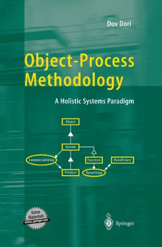 Object-Process Methodology: A Holistic Systems Paradigm 9783540654711