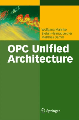 Opc Unified Architecture 9783540688983