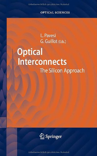 Optical Interconnects: The Silicon Approach 9783540289104