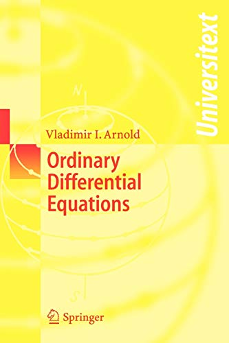 Ordinary Differential Equations 9783540345633