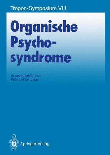 Organische Psychosyndrome 9783540567714