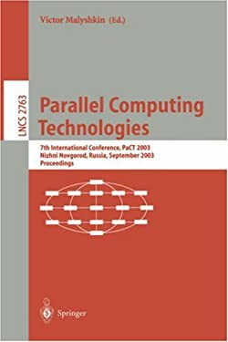 Parallel Computing Technologies: Third International Conference, Pact-95, St. Petersburg, Russia, September 12-15, 1995. Proceedings 9783540602224
