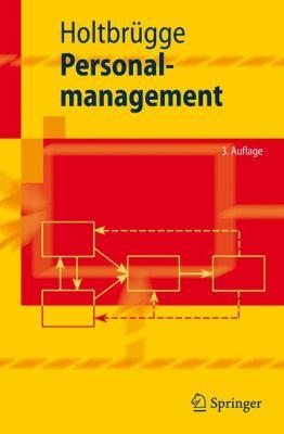 Personalmanagement 9783540732600
