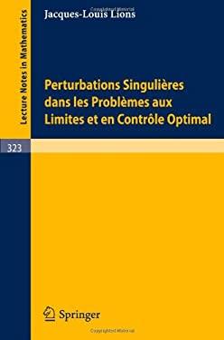 Perturbations Singulieres Dans Les Problemes Aux Limites Et En Controle Optimal 9783540062646