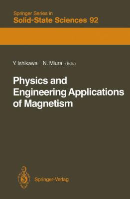 Physics and Engineering Applications of Magnetism 9783540524205