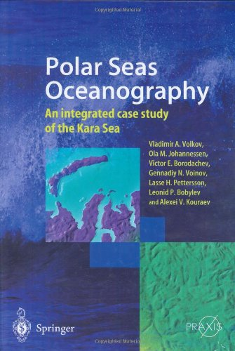 Polar Seas Oceanography: An Integrated Case Study of the Kara Sea - Thirring, Walter E. / Volkov, V. a. / Johannessen, O. M.