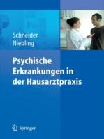 Psychische Erkrankungen In der Hausarztpraxis 9783540711445