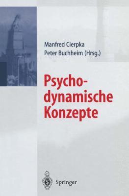 Psychodynamische Konzepte 9783540413554