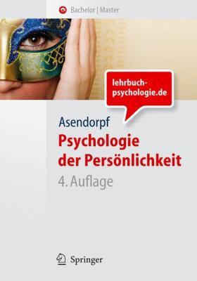 Psychologie Der Pers Nlichkeit 9783540716846