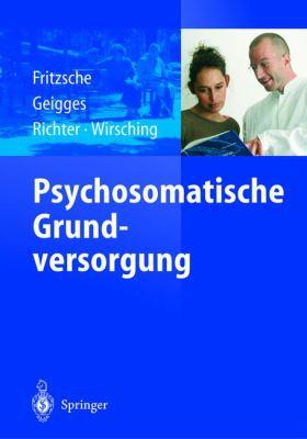 Psychosomatische Grundversorgung 9783540429180