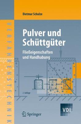 Pulver Und Sch Ttg Ter: Flie Eigenschaften Und Handhabung 9783540884484