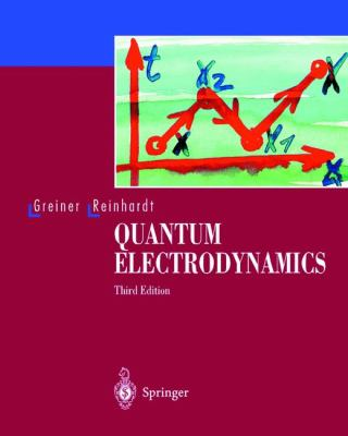 Quantum Electrodynamics 9783540440291