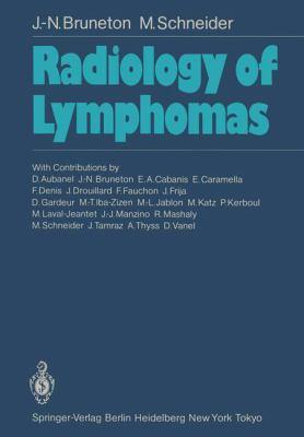 Radiology of Lymphomas 9783540159513