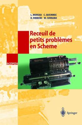 Recueil de Petits Probl Mes En Scheme 9783540660439